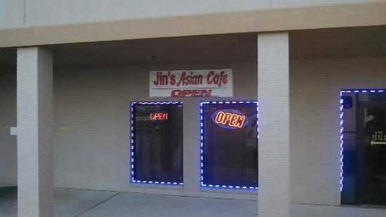 Jin's Asian Cafe