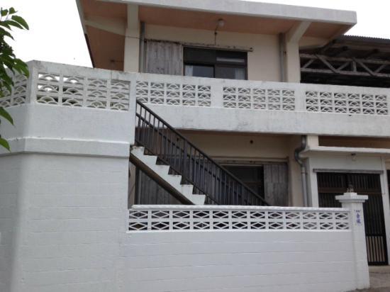 Minshuku Kinjo: 民宿金城の外観