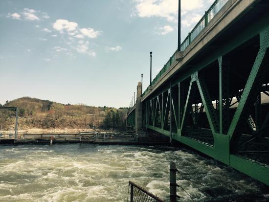Turners Falls, MA: The Power Canal