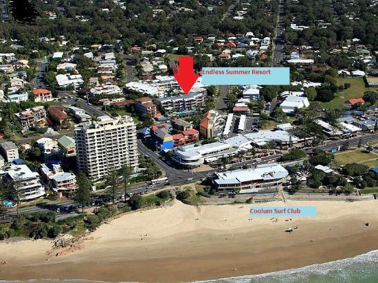 Coolum Beach Resort Queensland