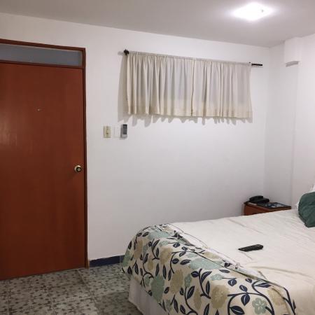 Hotel Tayrona: Habitacion