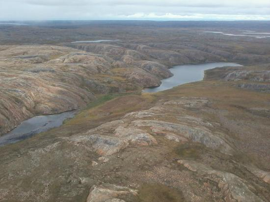 Plummer's Arctic Lodges: Awesome Scenery