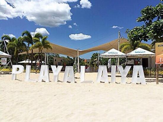 One Laiya Beach Resort Front
