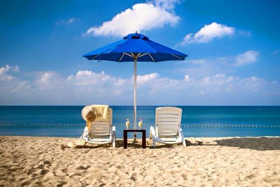 Beach Front Picture Of One Laiya Beach Resort San Juan Tripadvisor