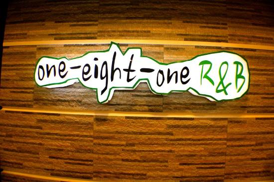 one-eight-one R&B