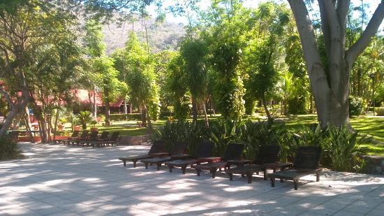 Santa Maria Resort: Lugar encantador