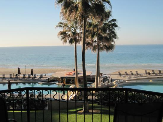 Sonoran Sea Resort: view from balcony