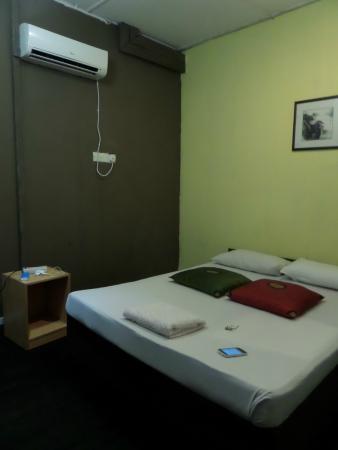Wo Jia Lodge: ห้องนอน