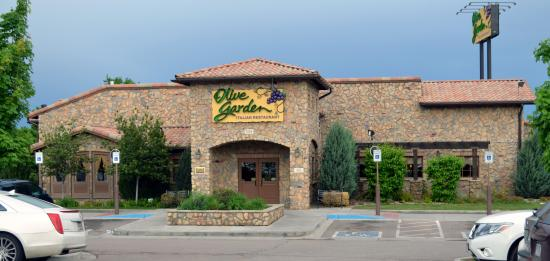 The Olive Garden Picture Of The Olive Garden Pueblo Tripadvisor