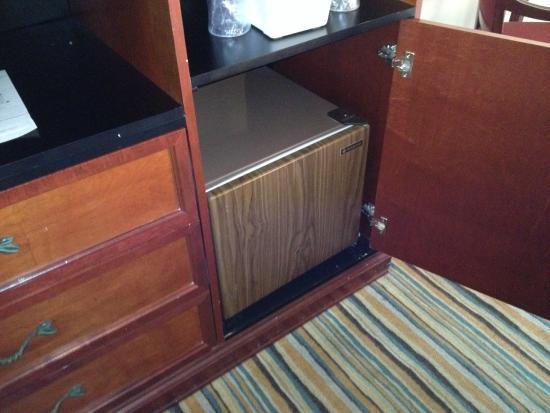 La Grande Inn: Mini-Fridge