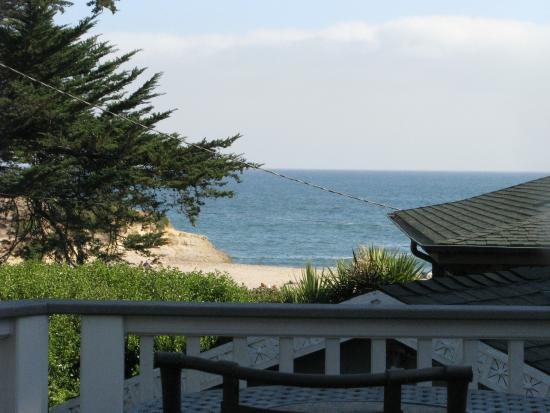 Ocean Echo Inn & Beach Cottages: from deck