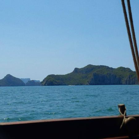 Itsaramai - Private Day Cruises: Ang Thong Marine Park