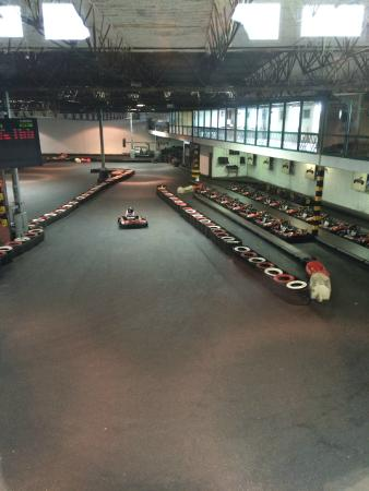Indoor Karting Antwerpen