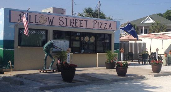 Billow Street Pizza : Spring time