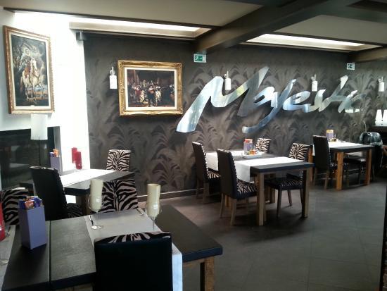 Mediterranean Restaurant Majestic: L'interno del locale