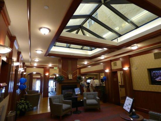 WorldMark San Diego - Balboa Park: ground floor lobby