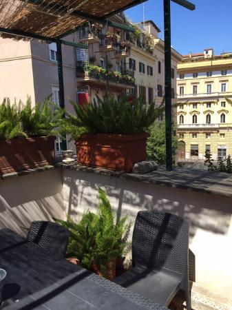 Terrace Cancelleria