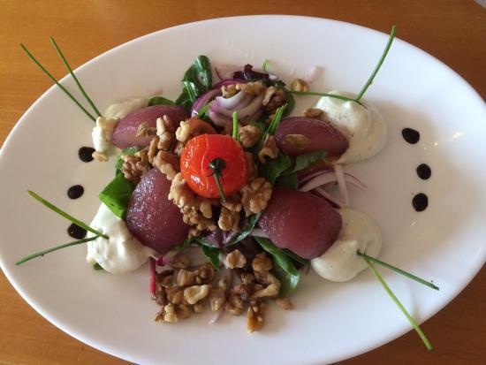 Jacobs Ladder Restaurant: Pear salad