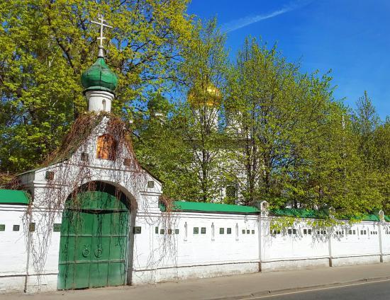 Moscow Sretenskiy Monastery