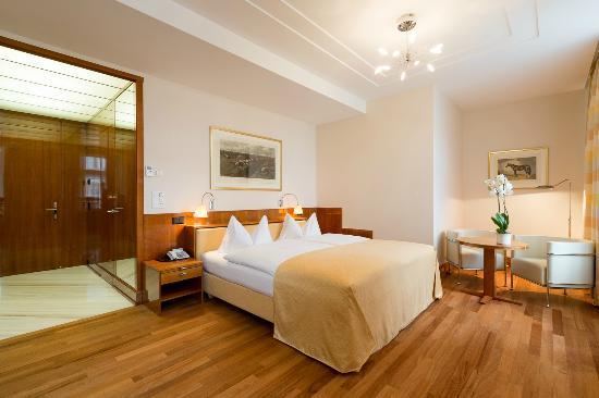 Einstein St.Gallen Hotel Congress Spa: Businessfloor