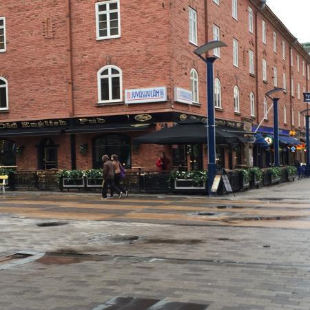 Old Brick's Inn : Ubicación