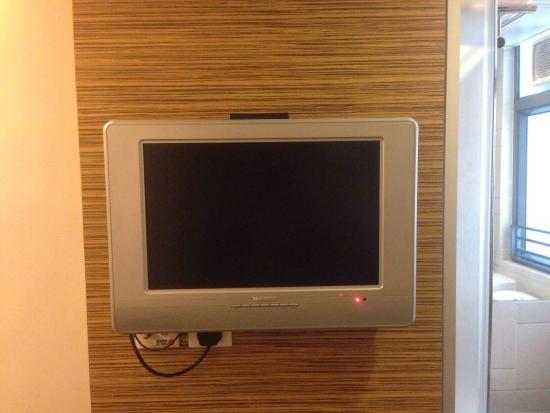 Casa Hotel Hong Kong: In room TV