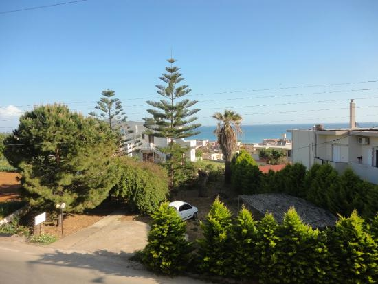 Melina's House : from our balcony