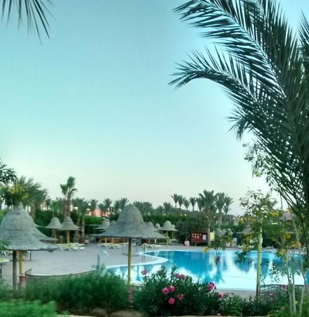 Parrotel Aqua Park: picture doesnt do it justice
