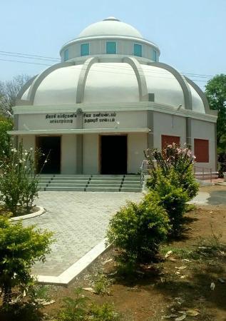 Dharmapuri, Indien: Subramanya Siva Memorial