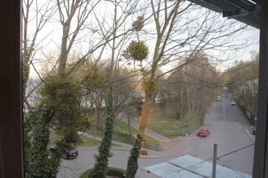 Hotel Nadmorski: sea view