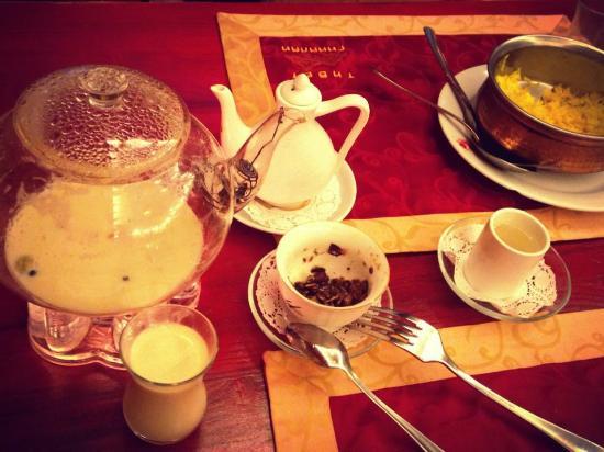 Tibet Gimalai: чай