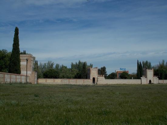 Murallas de la Ciudad: стена