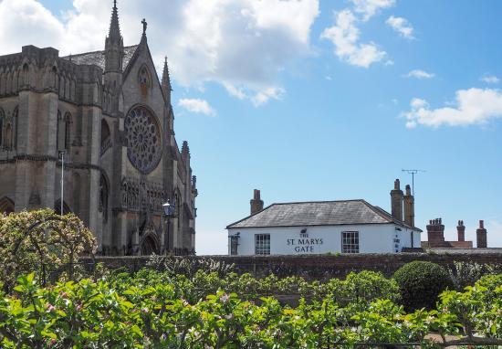 St Mary's Gate Inn