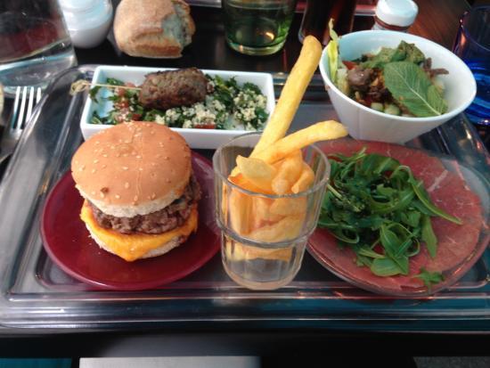 little georgette: Petit plateau repas