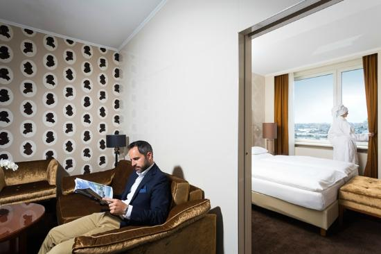 Hotel Am Parkring: Suite
