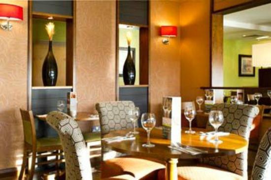 Premier Inn Ayr A77/Racecourse Hotel: Restaurant