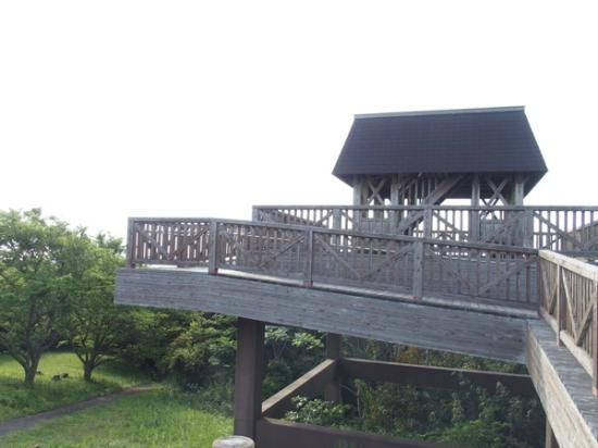 Takenotsuji: 展望台