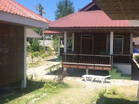 Cocobana Beach Resort: Бунгало