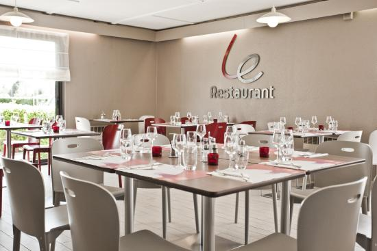 Campanile Rouen Nord Barentin : Le restaurant