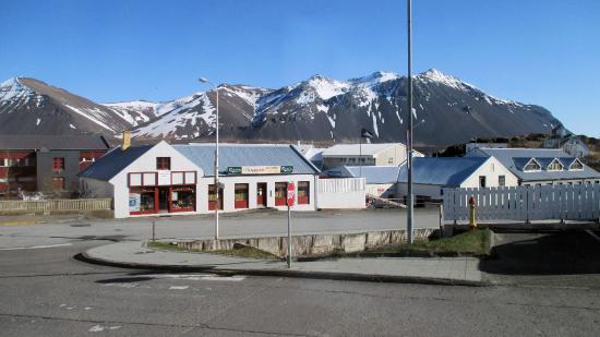 Egils Guesthouse: View