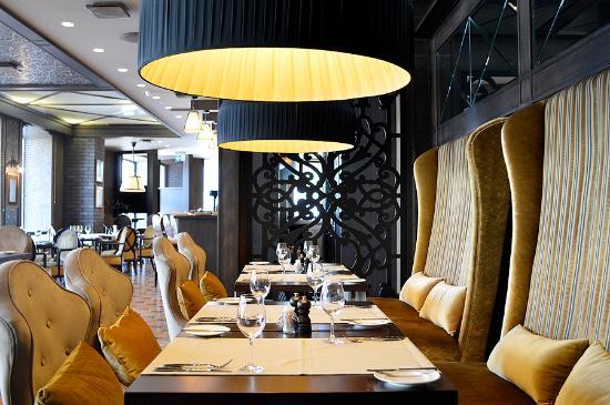 SemaraH Hotel Metropole : Restaurant