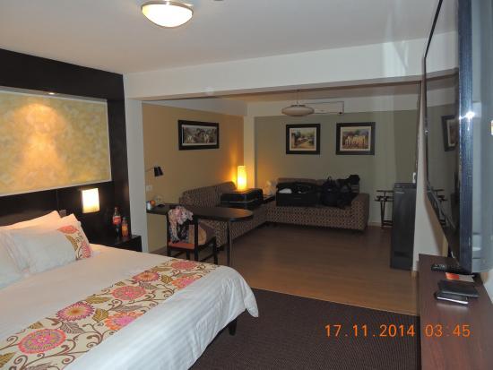 Hotel Britania Miraflores Lima Peru Suite 420