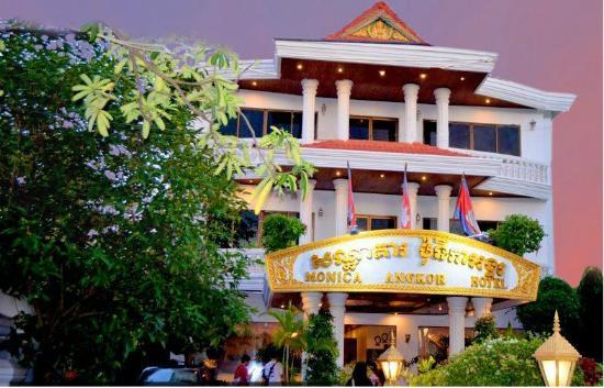 Monica Angkor Hotel