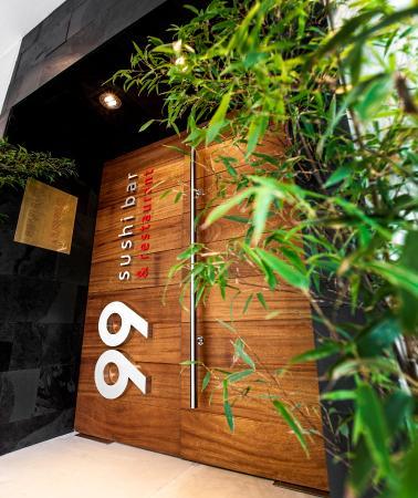 99 Sushi Bar - Padre Damian