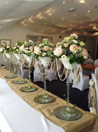 Stonelees Golf Centre : Function room