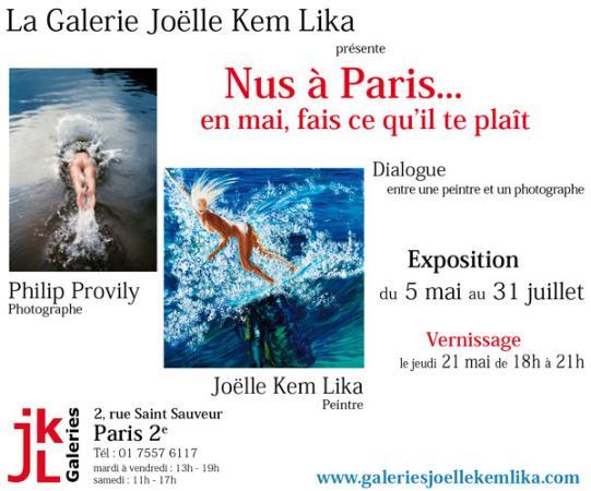 Galerie Joëlle Kem Lika