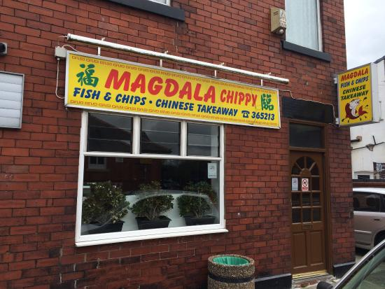 Image result for local chinese chippy