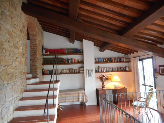 Torre di Ponzano - Chianti area - Tuscany -: Villa IL FIENILE - Interior -