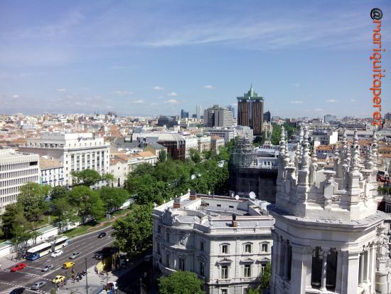Vista Desde La Terraza Exterior Picture Of Centrocentro