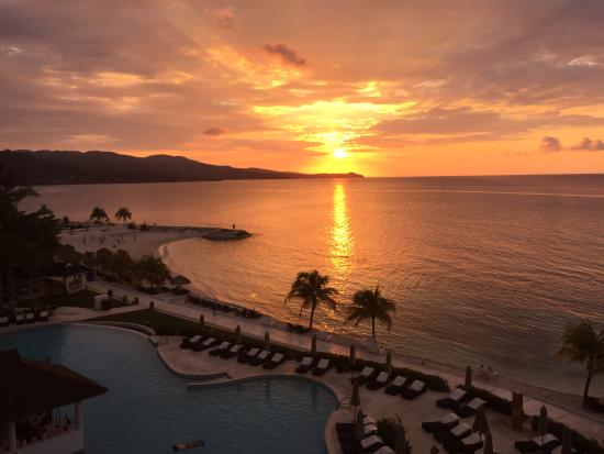beautiful sunset picture of secrets wild orchid montego bay rh tripadvisor ca